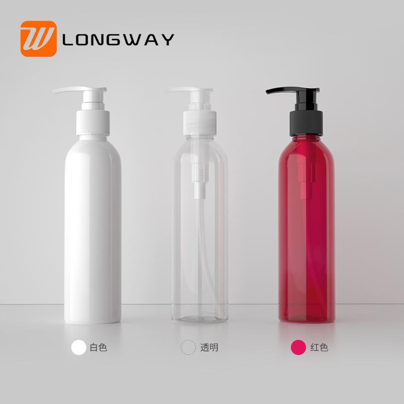 250ml PET lotion bottle