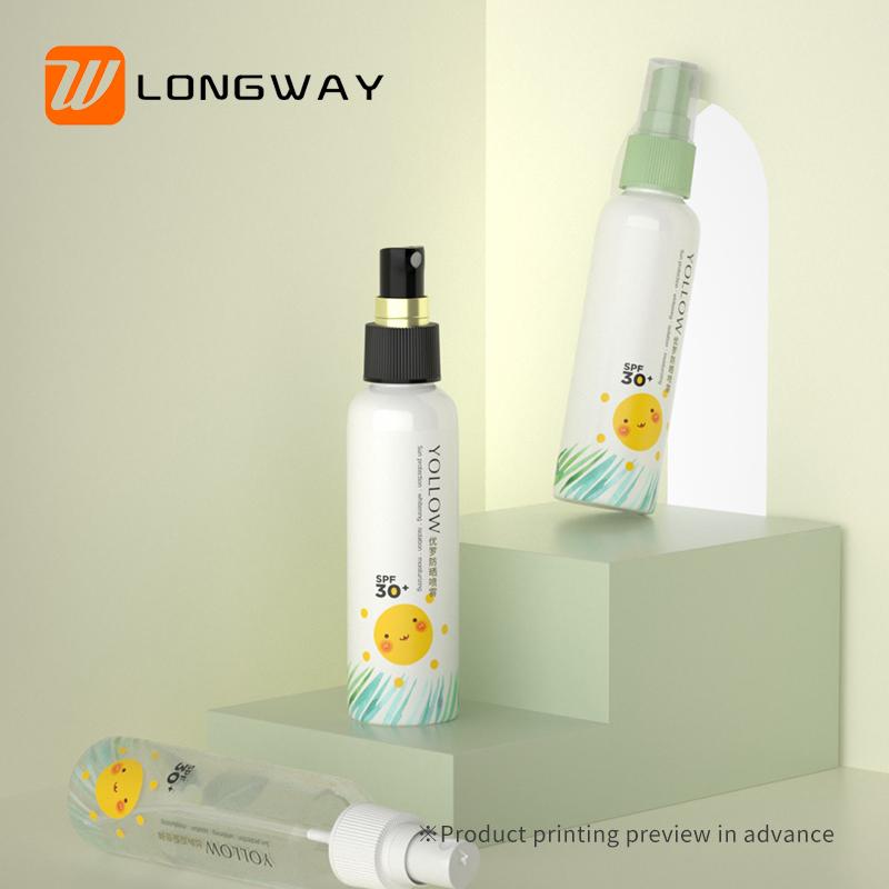 60ml PET bottle with spray pump
