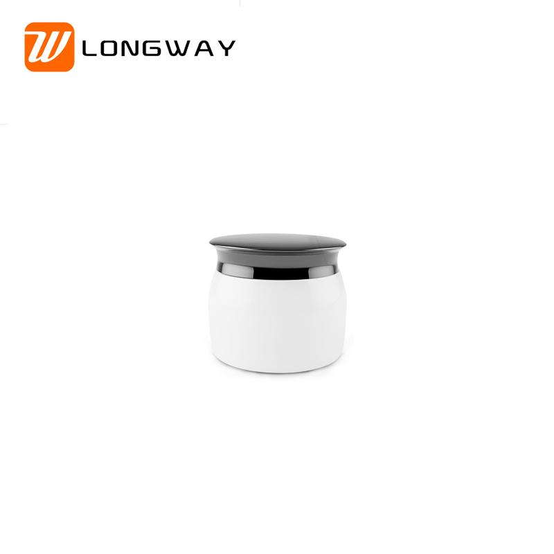 double deck cream jar1