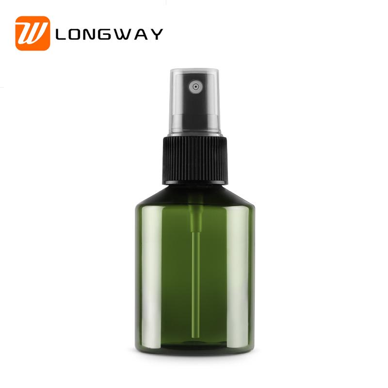 50ml green black bottle inclined shoulder1
