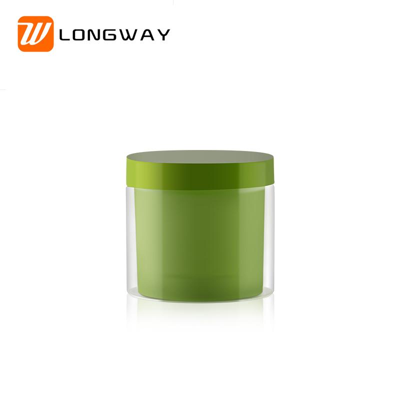 PET cream jar-300g (2)
