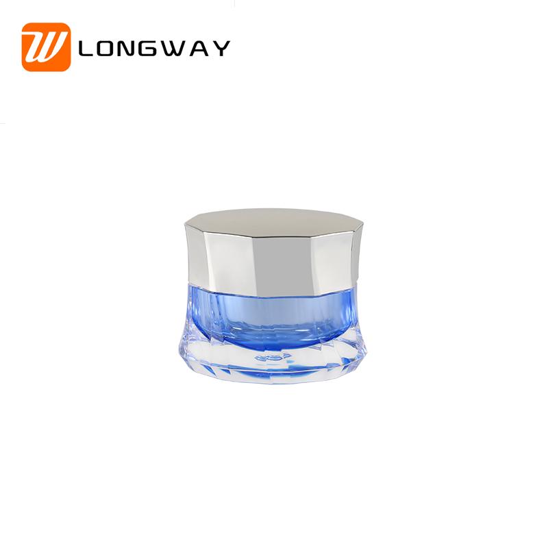 acrylic lotion jar
