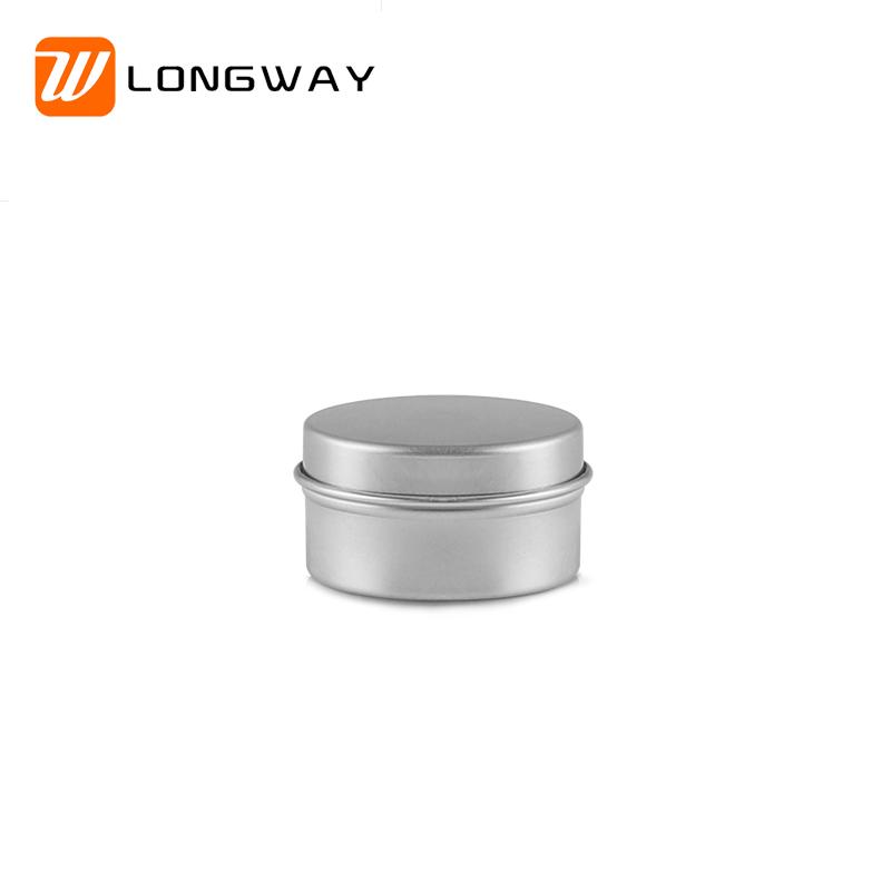 aluminum jar