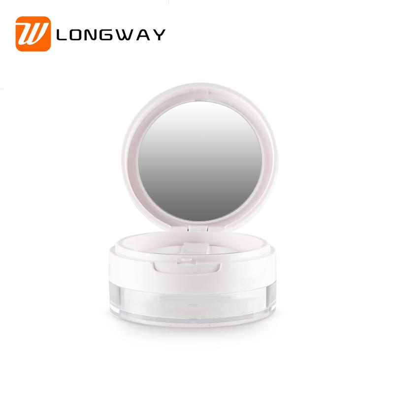 pearl powder cream jar1