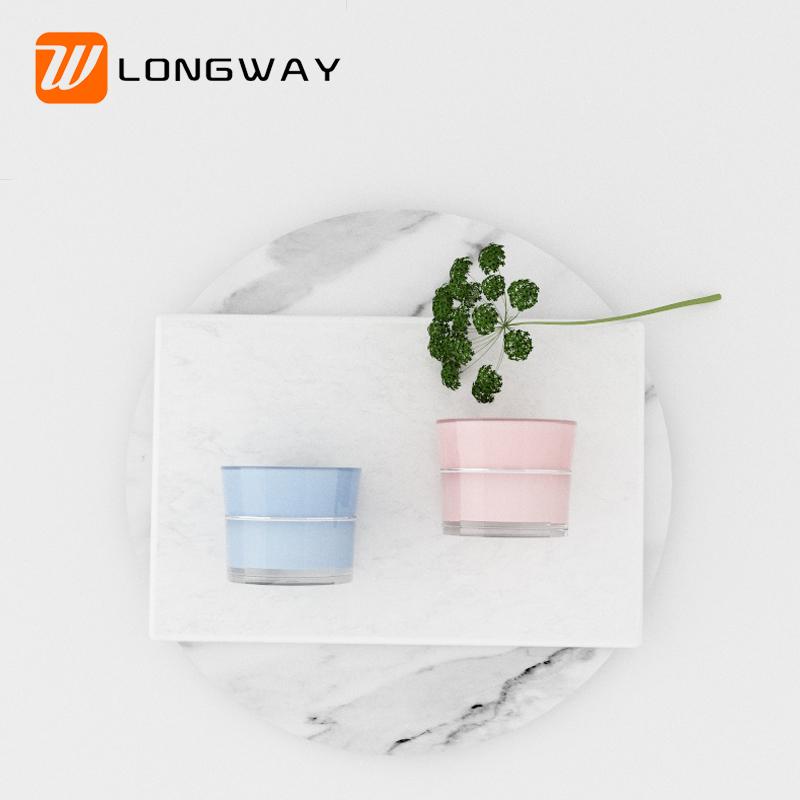connical round cream jar1