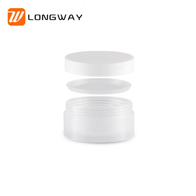 cream jar cosmetic