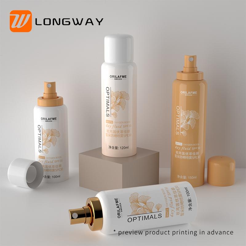 sunscreen Spraybottle