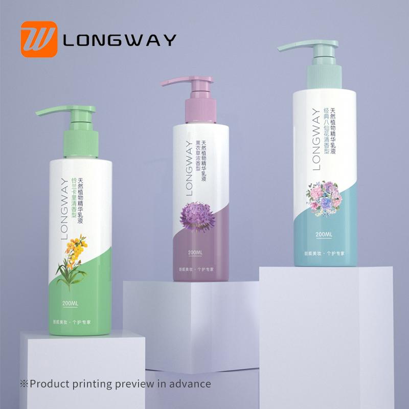 plastic pump bottle-1