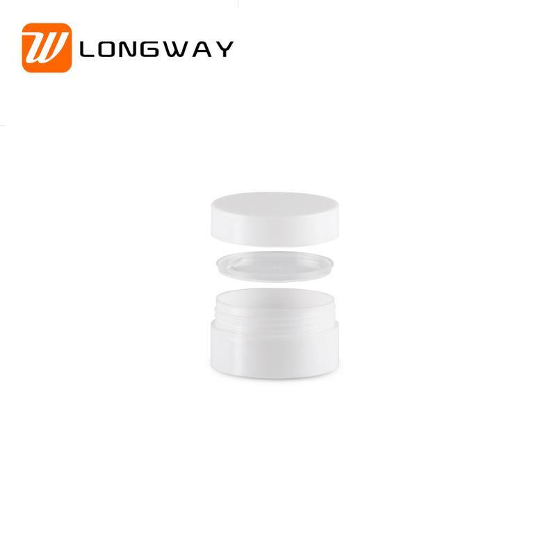 skin cream jar